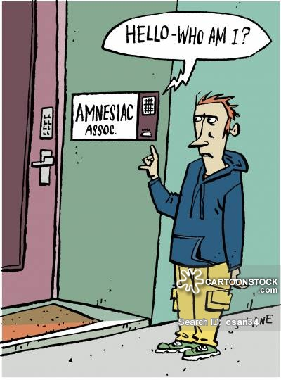 Amnesiac Association Door.