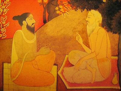 satsang-master-disciple